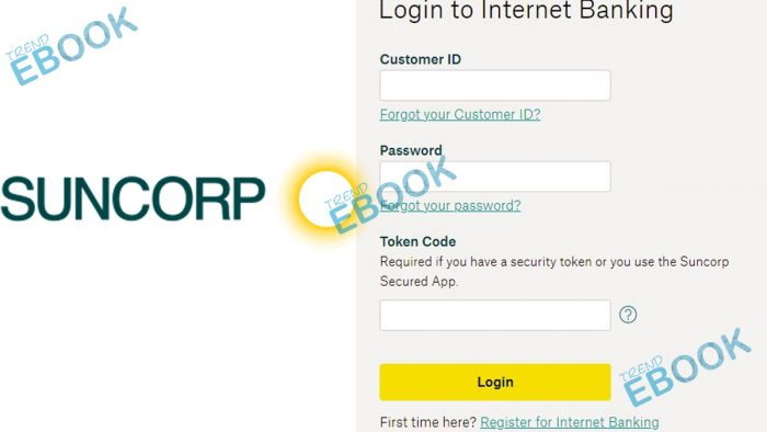 Suncorp Internet Banking Login - Log in to  Suncorp Online Banking