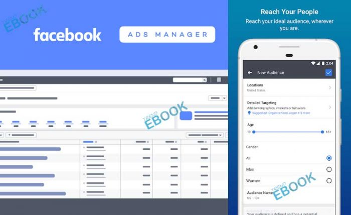 Ads Manager for Facebook - Facebook Business Suite and Business Manager Overview