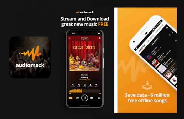 Audiomack Apk - Download New Music Offline Free