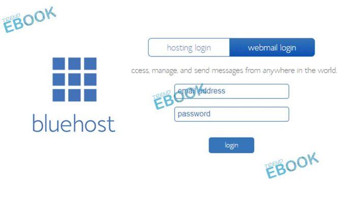 Bluehost Webmail Login - How To Access Bluehost Webmail