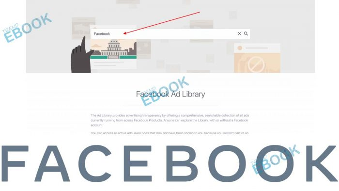 Facebook Ad Library - Create  Competitive Ads and Campaigns   Search For Ads On Facebook Ad Library