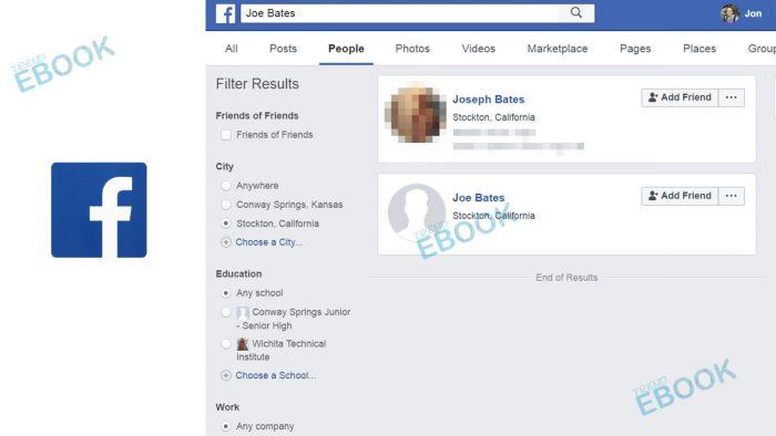 Facebook Look for Friends - Facebook Find Friends Nearby | Friends on Facebook