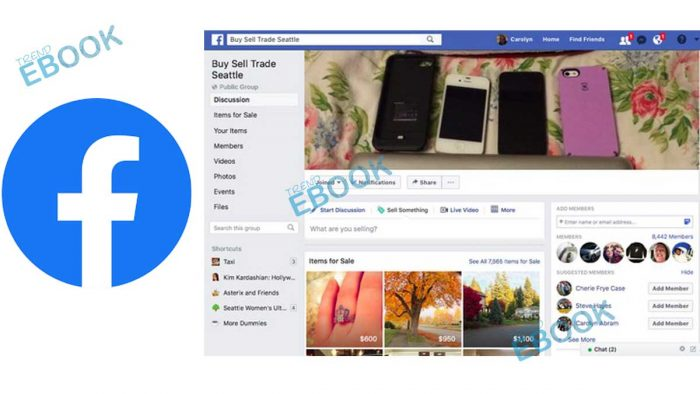 Facebook Sell Buy Groups - Find Buy Sell Groups on Facebook - Selling Items in Buy Sell Groups