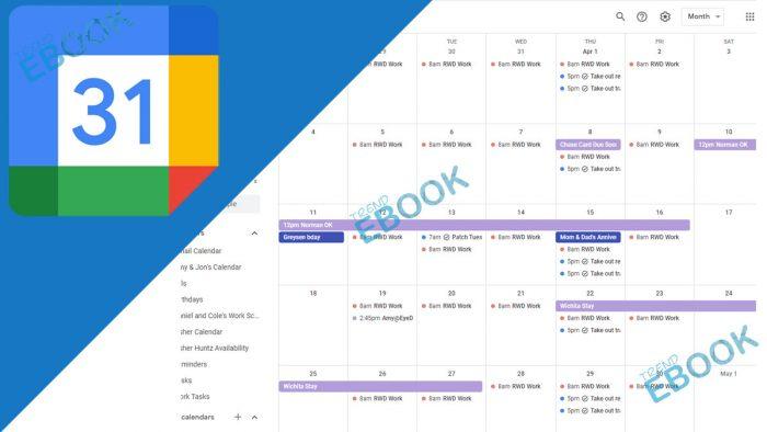 Google Calendar - How to Use Google Calendar |Google Calendar App