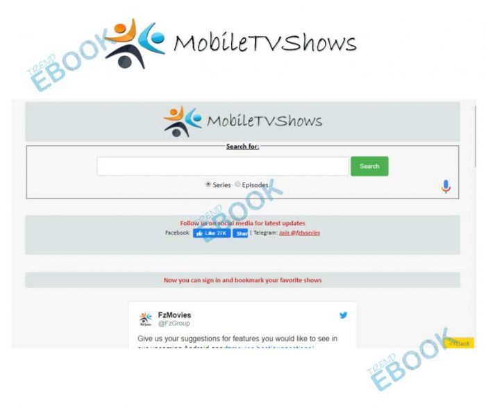 MobileTVshows - Free TV Series, Shows/Cartoon, Anime   MobileTVshows.net