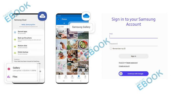 Samsung Cloud Login - How to Log in to Samsung Cloud Account