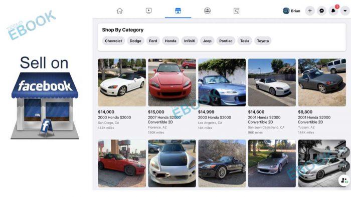 Selling Via Facebook - Facebook Marketplace | Selling Items on Facebook Marketplace