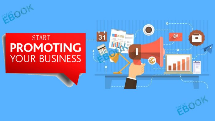Ways to Promote your Business - How To Promote Your Business