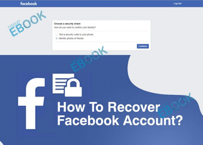 www.facebook.com Recover my Account - How to Recover Facebook Account
