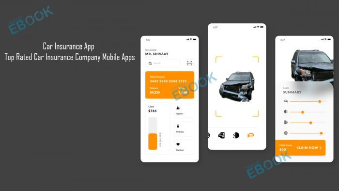 Car Insurance App - Top Rated Car Insurance Company Mobile Apps