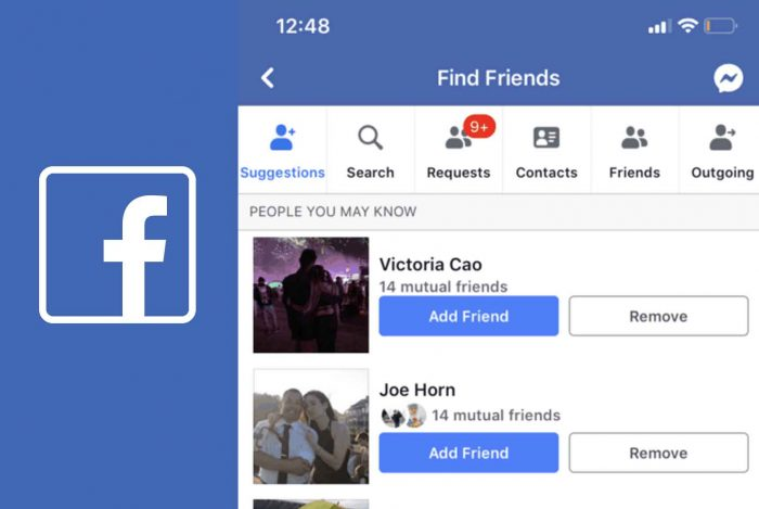Facebook Find Friends - Find Friends From USA and Canada