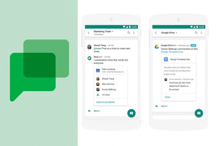 Gchat - Get started with Google Chat