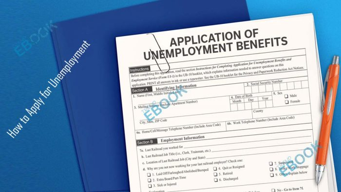 How to Apply for Unemployment | Unemployment Benefits