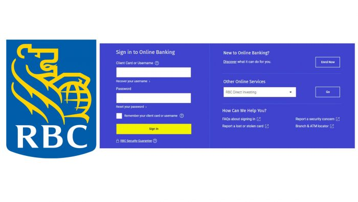 Royal Bank of Canada: Simple Guide to Open a Royal Bank of Canada Bank Online