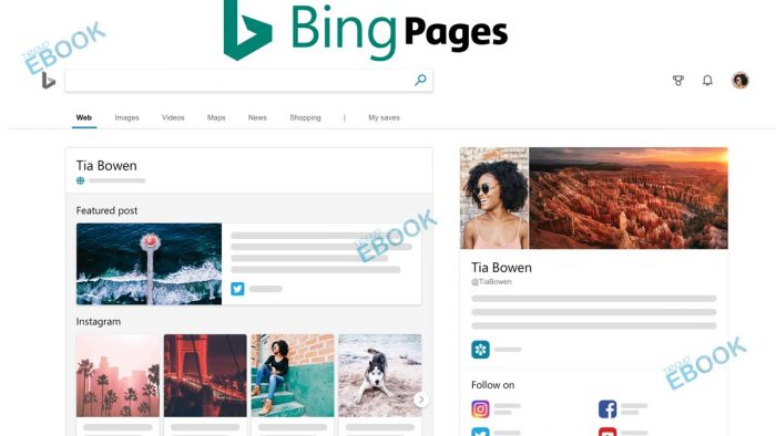 Bing Pages: What Bing Pages, how to apply for Bing Pages