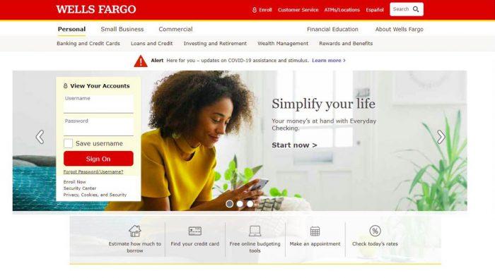 Wells Fargo Business Account - Open Wells Fargo Business Account